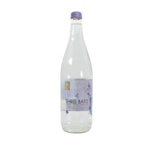 750ml Glass Bottle of water