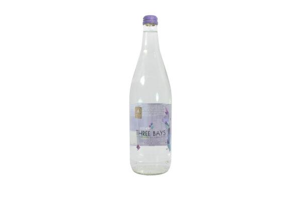 750ml Glass Bottle of water
