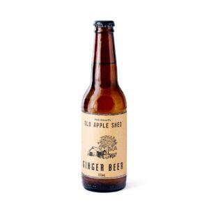 Old Apple Shed Ginger Beer