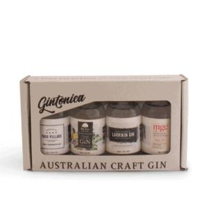 4pk of gin samples
