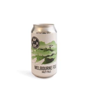 Melbourne Fog can