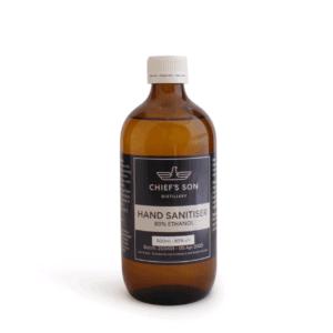 Sanitiser Bottle 500ml